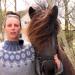 Hesten Ösp får CBD fra Natures-Help